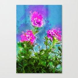 Florish Canvas Print
