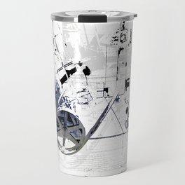 Cotton Spin  Travel Mug