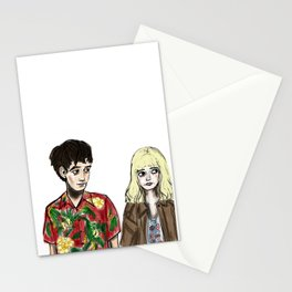 James & Alyssa Stationery Cards