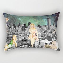 GIRLSVILLE Rectangular Pillow