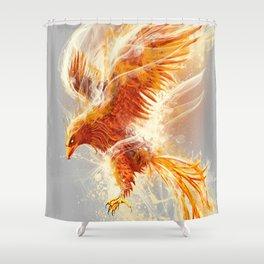 fenix Shower Curtain