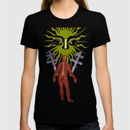 Thee All-Seeing Path T-shirt