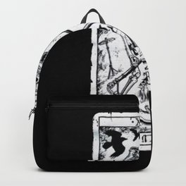 La Mort Card Backpack