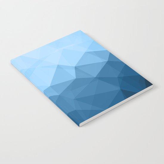 Geometric Polygonal Pattern 03 Notebook