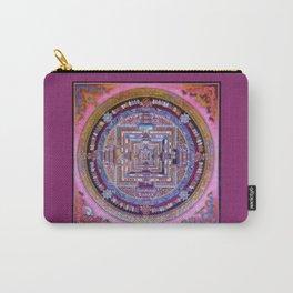 Kalachakra Sera - Mandala Carry-All Pouch