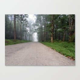 The Road to Lazy Acres Canvas Print