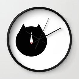 Sav's Cat Wall Clock