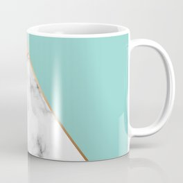 Marble Geometry 056 Coffee Mug