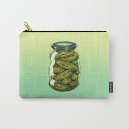 EVIL PICKLES IN A JAR Carry-All Pouch