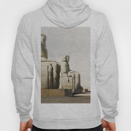 Thebes  by David Roberts (1796-1864) Hoody