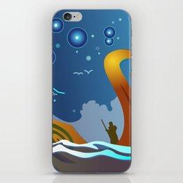 Night Voyage iPhone Skin