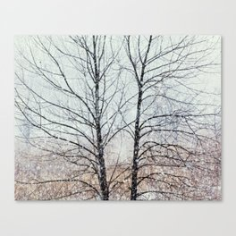 tree abstract Canvas Print