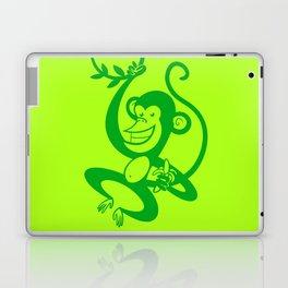 Green Monkey Laptop & iPad Skin