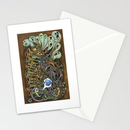 The Icosaphone Stationery Cards