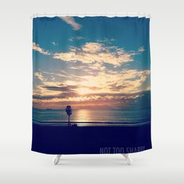 Not Too Shabby Shower Curtain