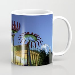 Seattle Glass Flowers - Chihuly Garden Coffee Mug