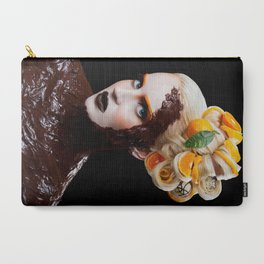 Chocolate Orange Carry-All Pouch