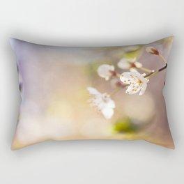 in the morning light Rectangular Pillow