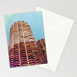 Marina Towers Stationery Cards