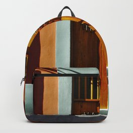puerto rico house Backpack