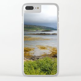 End of the Fjord Clear iPhone Case