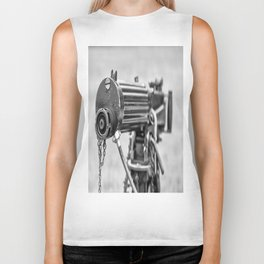 Vickers Machine Gun Biker Tank