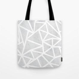 Ab Marble Zoom Tote Bag