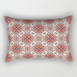Palestine border Rectangular Pillow