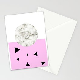 Moonocle - Graphic by D Stationery Cards