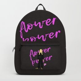 Vania flower power Backpack