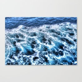 Sea x Canvas Print