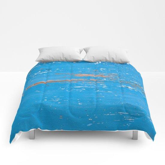 Vintage Wood Comforters