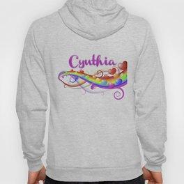 Cynthia Hearts Hoody