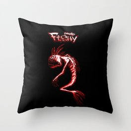 Fishy Throw Pillow