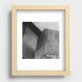 Hunter Recessed Framed Print