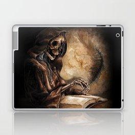 Skeleton Scribe Laptop & iPad Skin