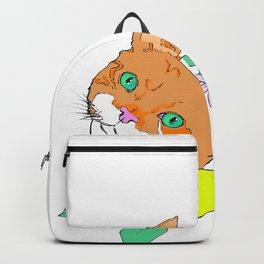 Mr. Oliver the cat Backpack