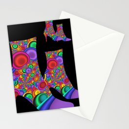 highheels -1- Stationery Cards