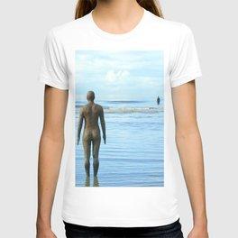 Iron Men as the tide returns T-shirt