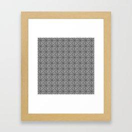 Web Master #spiderweb Framed Art Print