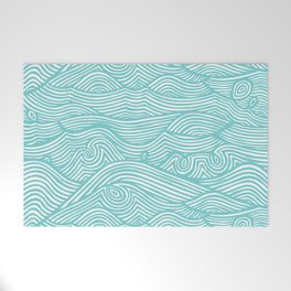 Waves Welcome Mat