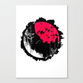 'UNTITLED #06' Canvas Print