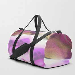 Liberated Bubbles - Abstract Art Duffle Bag