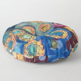 Wheels Floor Pillow