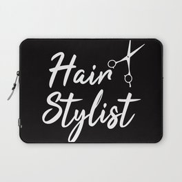 Hairdresser Hairstylist Laptop Sleeve