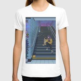 Neon Subway T-shirt