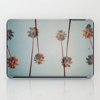 palms iPad Cases featuring PALMS by I am Fed