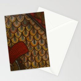 Attic Window Stationery Cards