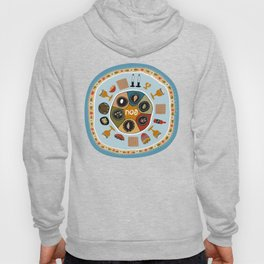 Passover Table Hoody