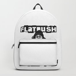 Flatbush Zombies BW Backpack